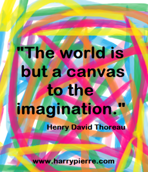 Quote imagination Thoreau